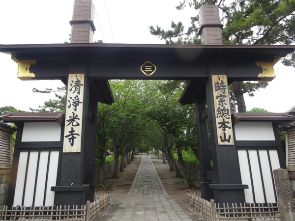 惣門(総門)1s