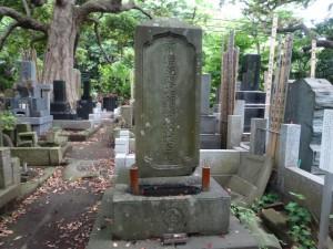 堀田正伸墓所